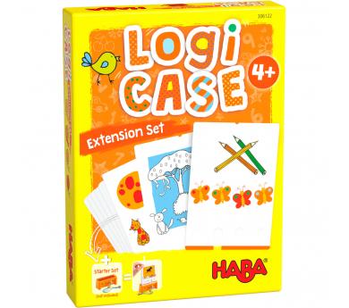 LogiCASE ampliació animals 4 a 104 anys
