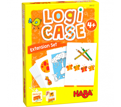 LogiCASE ampliación animales  4 a 104  años