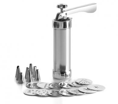 Churrera y máquina para pastas de té