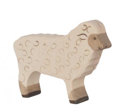 Figura de fusta Holztiger - Ovella