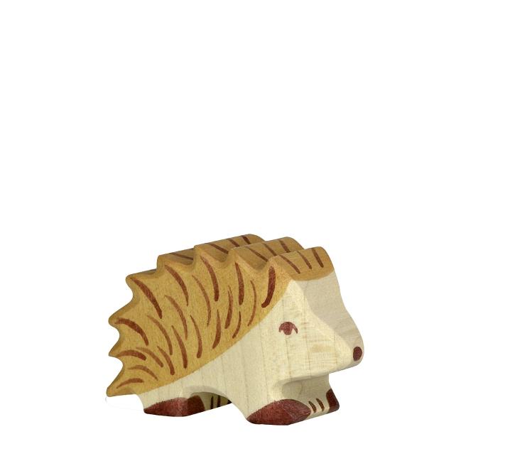 Figura de madera Holztiger - Erizo