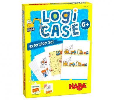 LogiCASE ampliación Transportes - 6 a 106  años