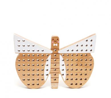 Mariposa para coser