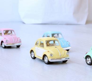 VolksWagen Beetle 1967 metálico