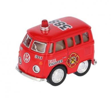 Mini furgoneta de bomberos Volkswagen