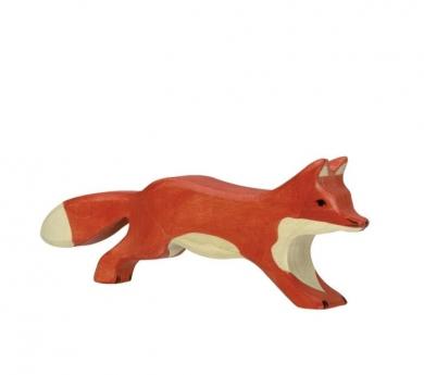 Figura de madera Holztiger - Zorro
