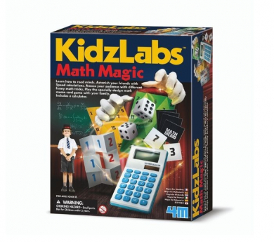 Kidzlab Laboratorio de magia matemática
