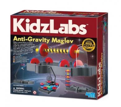 Kidzlab Laboratorio antigravedad