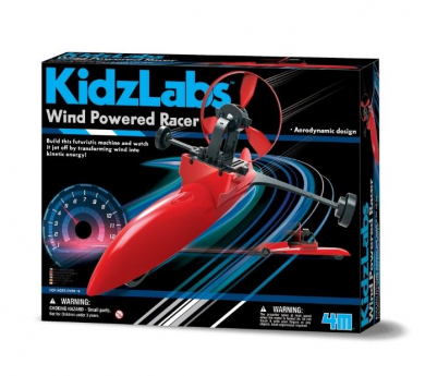 Vehicle eòlic Kidzlabs