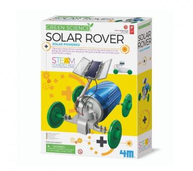 Vehículo solar Green science Kidzlabs