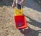Carretilla de 1 rueda para niños y niñas.