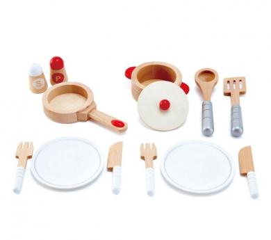 Cacharritos de Cocina con platos