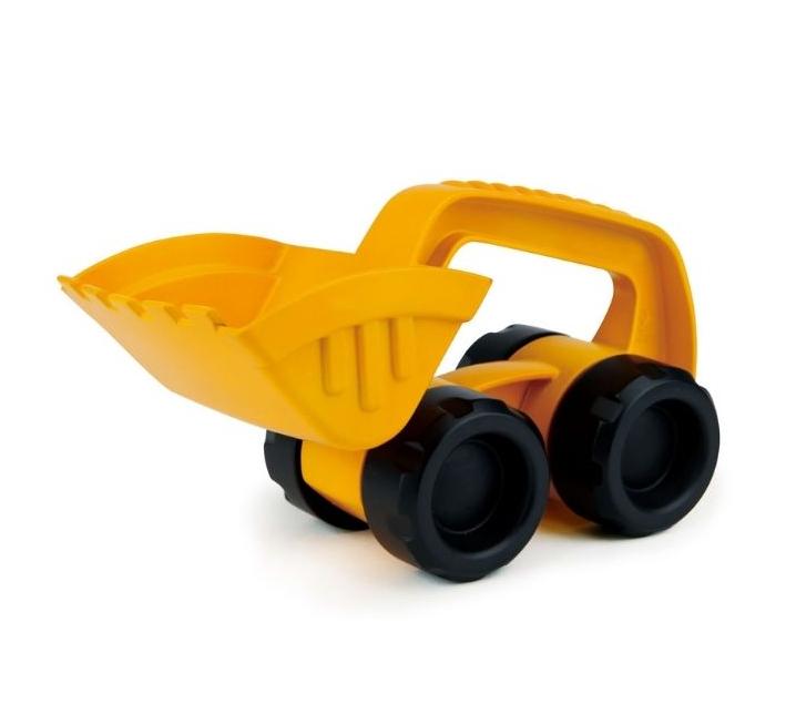 Camión y excavadora