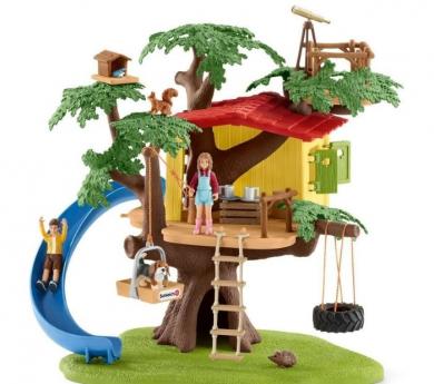 Casa al arbre