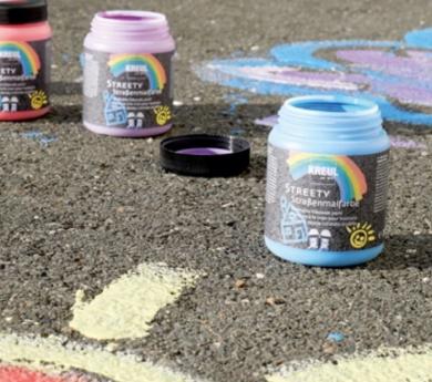 Pintura de sòl rentable (set de 6)