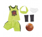 Vestit de bàsquet JOY per a les nines Kruseling