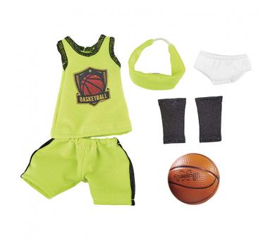 Vestido de baloncesto JOY para las muñecas Kruseling