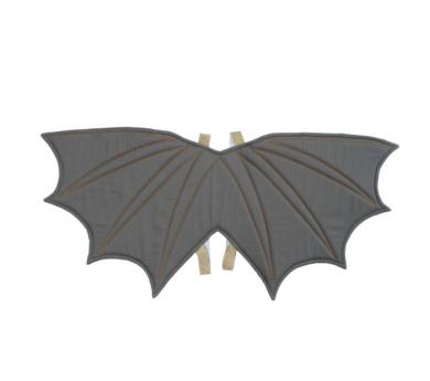 Disfraz de alas de dragón