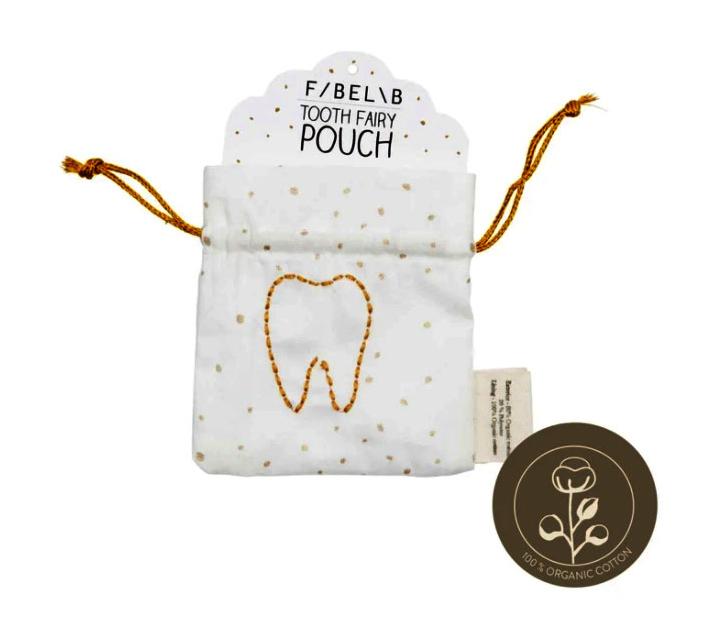 Bolsita de hada para dientes de leche