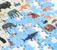Puzle ANIMALES DEL MUNDO - 500 pzas