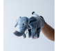 Marioneta de mano de jirafa