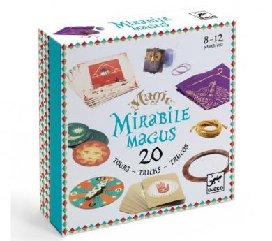 Magia Mirabile Magus 20 trucos