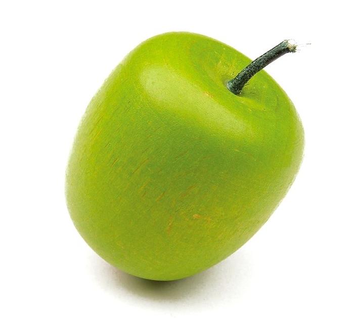 Poma Golden de fusta