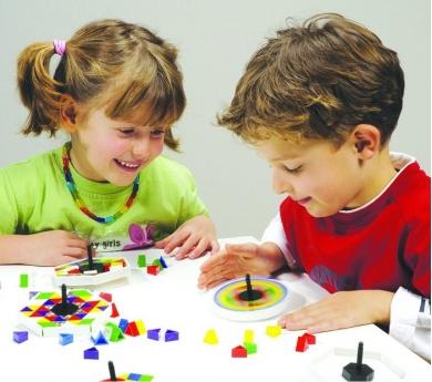 Juegos de mesa, puzles y mandalas