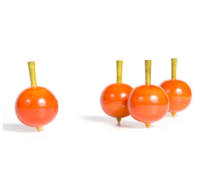 Baldufa naranja