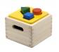 Caja de formas para encajar