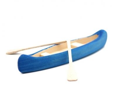 Canoa de fusta