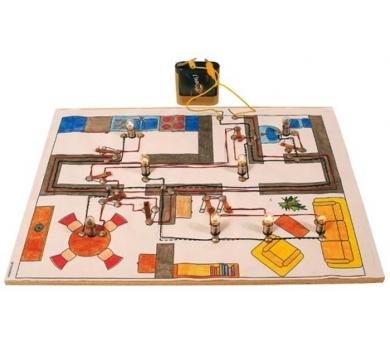 Circuit elèctric domèstic