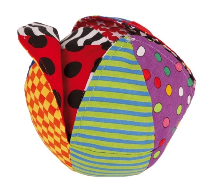 Bola de algodón reversible