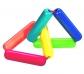 Sonajero triángulos entrelazados