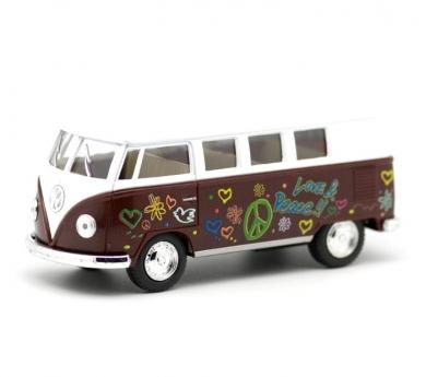 Furgoneta Volkswagen Combi
