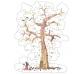 Gran puzzle del árbol