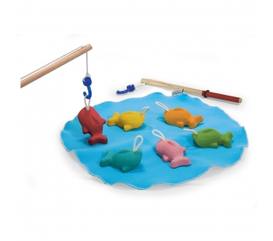 Juego de pesca Blue