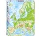 Mapa Puzle d'Europa – Físic