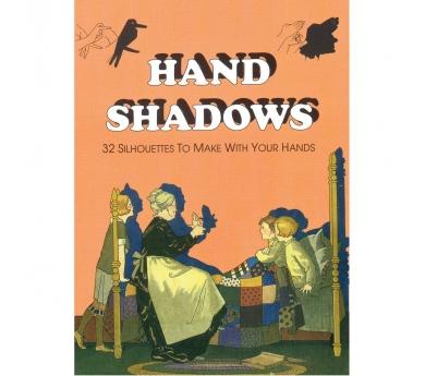 Librillo de Sombras con las manos
