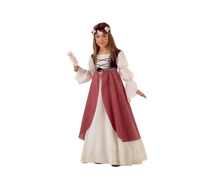Disfressa de princesa medieval