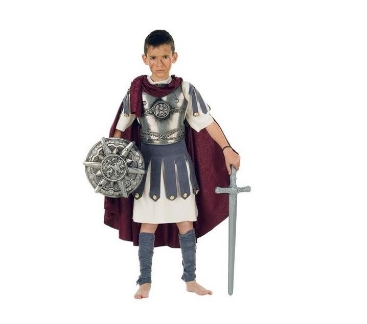 Disfressa de Romà, Troyà, Gladiador