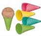 Set para helados de arena
