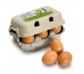 Huevos de madera
