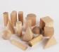 Sólidos geométricos de madera