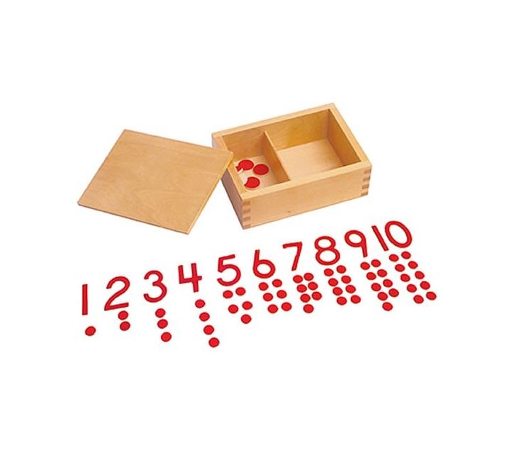 Números y contadors