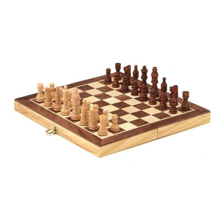 Joc d'scacs plegable