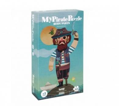 Gran puzle pirata