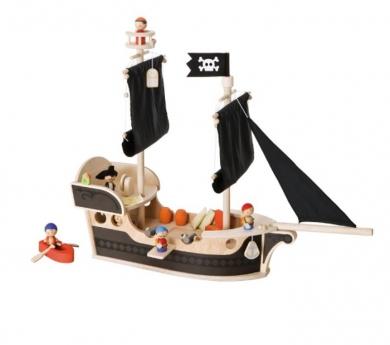 Gran barco pirata