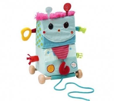 Robot transformable para arrastrar
