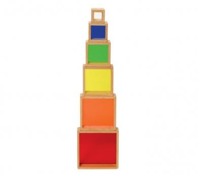 Piràmide arc de Sant Martí